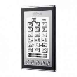 Hi-Dow Acu XPD-S 18 TENS Unit 6 EMS Modes For Pain Relief
